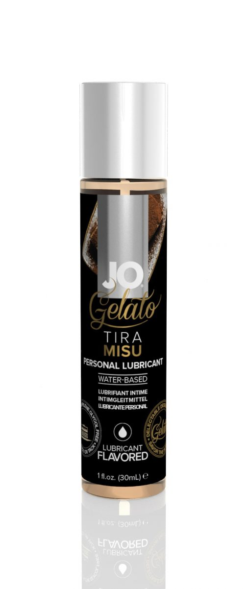 Jo Gelato Tiramisu lubricant h20 30ml